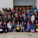 """NTM's Carrie Weinhold Organized """"Women in Engineering"""" Event for Twin Valley Middle School"""